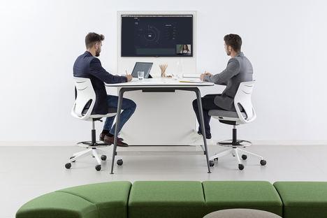 Los datos de uso se incorporan al diseño de espacios de trabajo saludables y funcionales