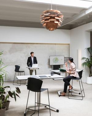 De la oficina tradicional a los espacios de trabajo saludables, agile y Smart