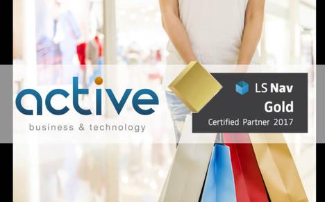 Active Business & Technology, Gold Partner de LS Retail 2017