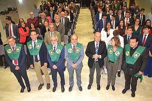 Culminan los actos de la IV Semana Grande del Colegio Mayor Universitario San José de Cáceres