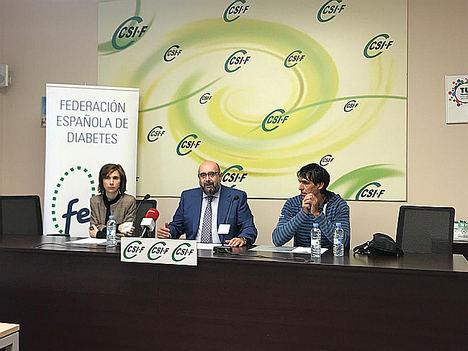 Unos seis millones de personas que padecen diabetes tienen limitado el acceso al empleo público en España