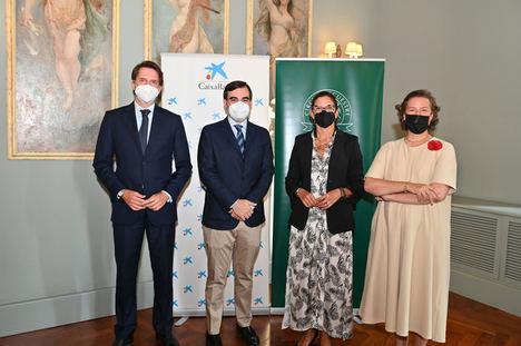 El Círculo Ecuestre y CaixaBank firman un convenio de colaboración para apoyar la Comisión de Impacto y Sostenibilidad del Club barcelonés