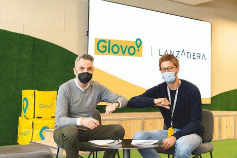Glovo y Lanzadera se unen para revolucionar el sector food tech en España