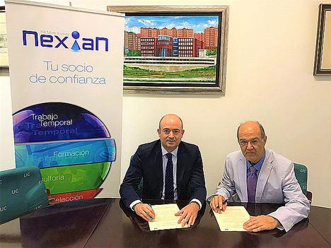 Nexian colabora con la Universidad de Cantabria en el 'Máster en dirección de RRHH: El valor de las personas'