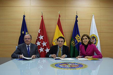 Microsoft y la Universidad Alfonso X el Sabio firman un acuerdo para impulsar su proyecto digital y la oferta de programas tecnológicos de la Universidad