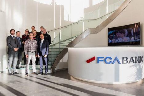 Nuevo Acuerdo Estratégico de Colaboración Harley-Davidson Financial Services y FCA Bank España y Polonia