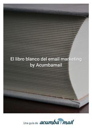 Acumbamail presenta su libro blanco del email marketing