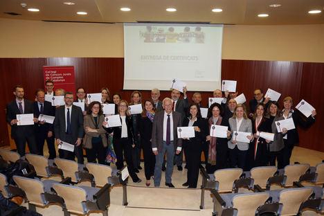 Sector auditor catalán formaliza compromiso con equidad de género