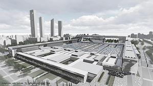 Adif AV lanza una consulta pública como paso previo a la licitación de los proyectos del nuevo complejo ferroviario de la estación de Madrid Chamartín