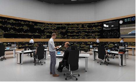 Adif implantará en el CRC de León su primer Puesto de Mando multi-red