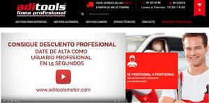 Aditools: nueva tienda online de aditivos profesionales para el motor