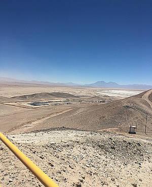 OHL participará en la construcción de una presa de relave en Chile por 145 millones de euros