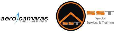 Los drones de seguridad y emergencias se extienden por España con la alianza de Aerocamaras y SST