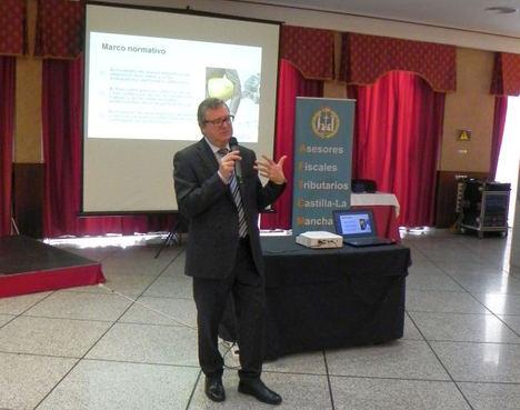 La AFTCM organizó una conferencia exclusiva para sus asociados el pasado 6 de marzo en Ciudad Real