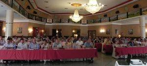 Una conferencia anterior de la AFTCM.