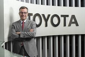 Agustín Martín, Chairman de Toyota España.