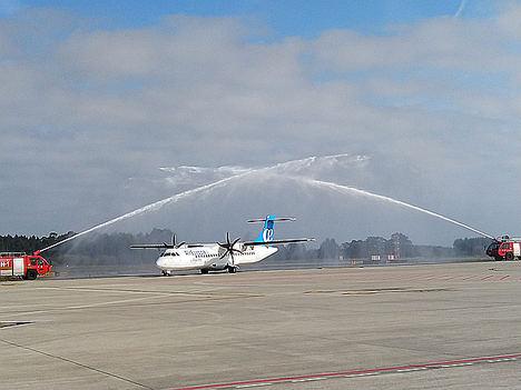 Air Europa une Madrid y Asturias con cuatro vuelos diarios