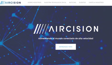 Aircision, ganadora del Virtual South Summit dedicado a Connectivity & Data