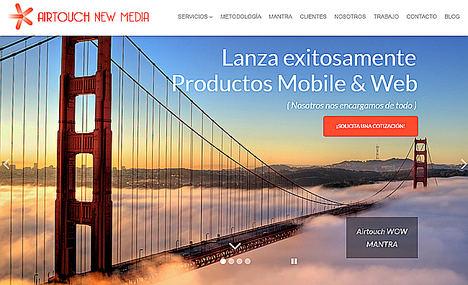 La empresa española Airtouch New Media, una de las principales líderes en el desarrollo de skills para Amazon Alexa