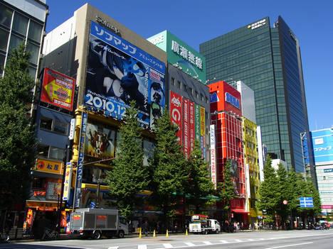 Akihabara Electric Town.