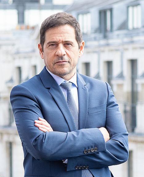Alain Krief, Director de Renta Fija en Edmond de Rothschild.
