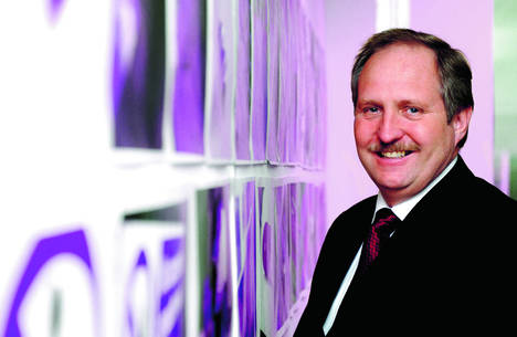Alastair Sorbie, CEO de IFS.