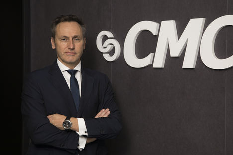 Alberto Anaya Reig es nombrado vicepresidente y responsable del área digital del Grupo CMC