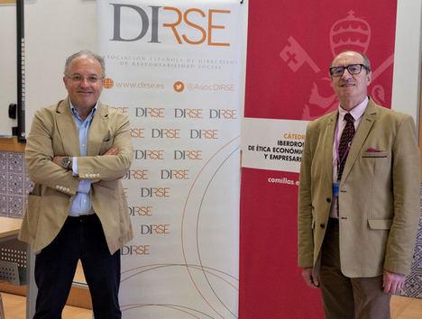 DIRSE y la Universidad Pontificia Comillas, juntos para que la RSC y la Sostenibilidad se incorporen a las aulas