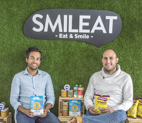 Smileat se convierte en la marca española de alimentación infantil ecológica más vendida