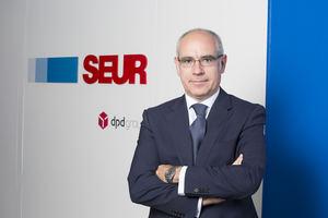Alberto Navarro, Consejero Delegado de SEUR.