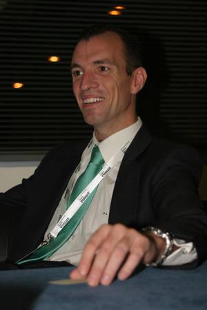 Alberto Saiz, Director General de WOBI.