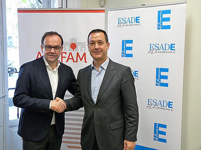 ADEFAM y ESADE Alumni colaborarán en la promoción de la ...  Xavier Sanchez Choreographer
