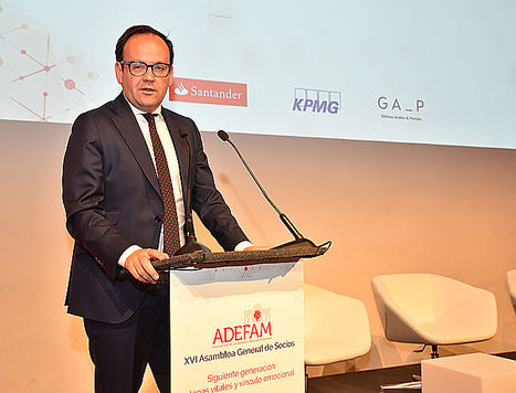 La Asociación de la Empresa Familiar de Madrid pide a los políticos estabilidad institucional y consenso en torno a un programa de crecimiento económico