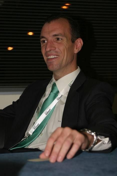 Alberto Saiz, Director General de WOBI Europa.