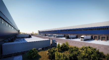 Delin Property firma su primer contrato pre-leasing en Alcalá East Park Madrid
