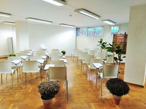 AlcisDom presenta sus nuevos servicios de gestión de alquiler de oficinas compartidas en Barcelona