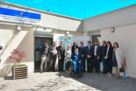 Alcorcón abre un Centro de Estudios y Recursos Didácticos de Apoyo a la Discapacidad