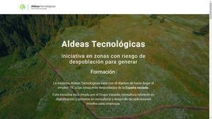Nace el proyecto Aldeas Tecnológicas con el objetivo de hacer llegar el empleo TIC a las zonas más despobladas de la España vaciada