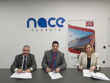 Aldesa, Nace Energía y JQ Advisors se unen para desarrollar 2.000 instalaciones de autoconsumo