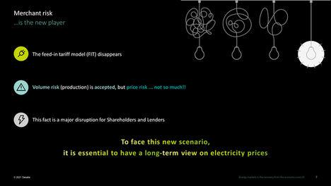 AleaSoft: la necesidad de consensuar la visión de futuro de los precios de mercado en el Project Finance