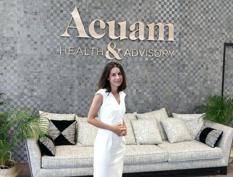 Alejandra Nuño, nueva Managing director de la consultora de salud Acuam® HealthCare