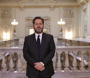 Alejandro Álvarez, Banco de España.