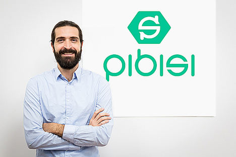 Alejandro D. Caneda, CEO Pibisi.