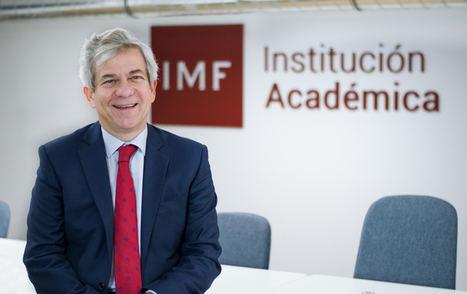 Alejandro Rodríguez-Carmona, CFO en IMF.