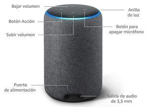 Alexa Echo, el robot asistente personal de Amazon, por fin, llega a España
