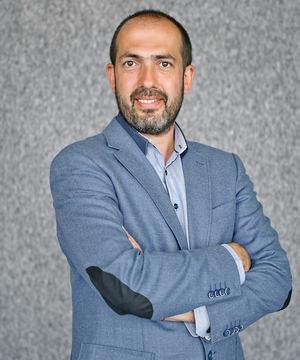 Alexander Laryanovski, inversor y socio director de Skyeng.
