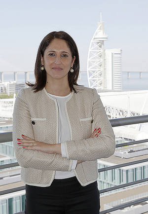 Alexandra Andrade, directora de Spring Professional en España.