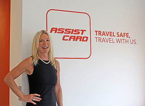 Alexia Keglevich, CEO Global de ASSIST CARD.