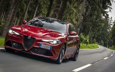 Alfa Romeo Giulia Quadrifoglio elegido «Coche deportivo del Año»