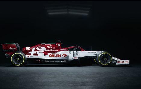 Alfa Romeo amplía su asociación con Sauber Motorsport